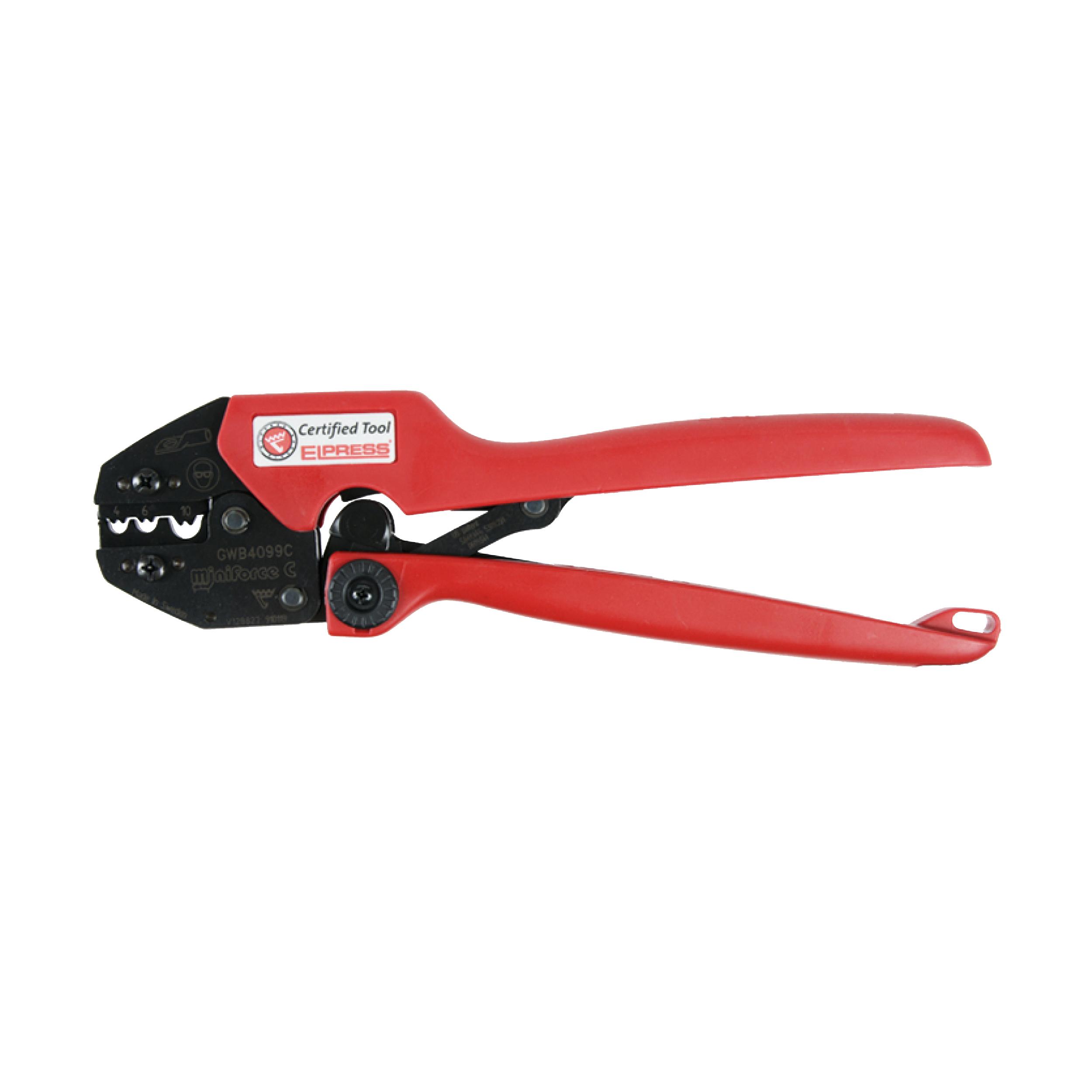 Elpress GWB4099C Miniforce Crimping Tool (4-10mm²)