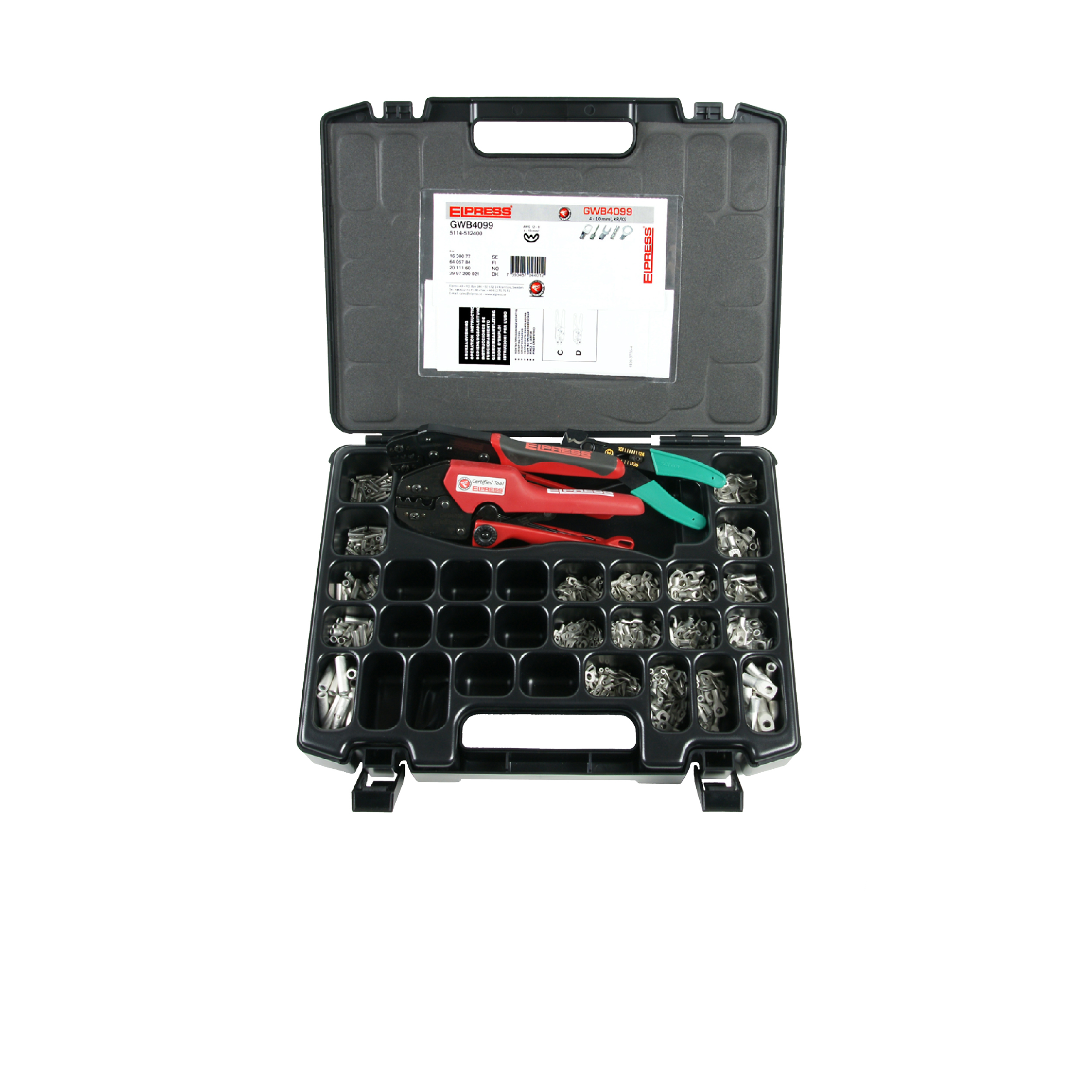 Elpress PL701 Assortment Box