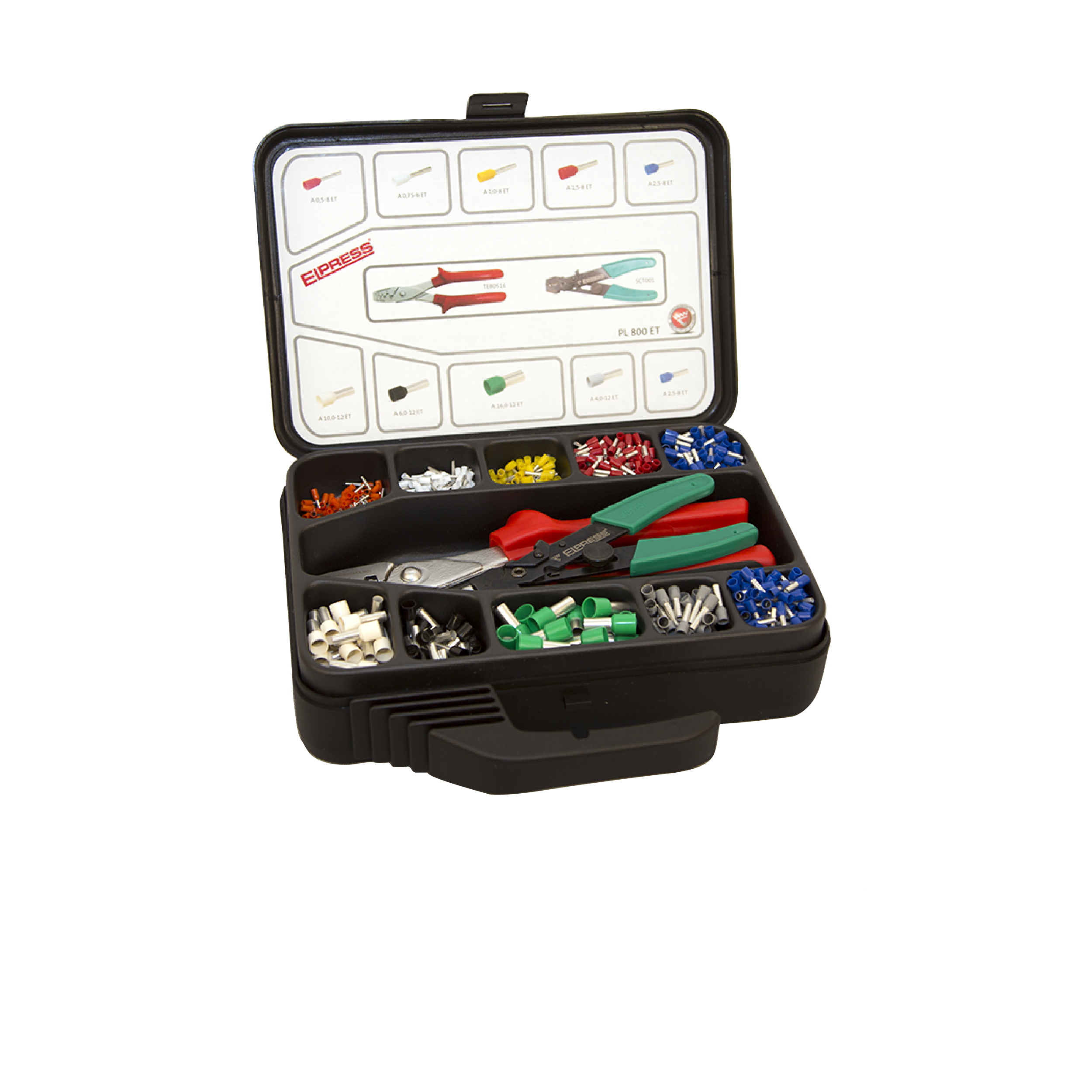 Elpress PL800ET Assortment Box