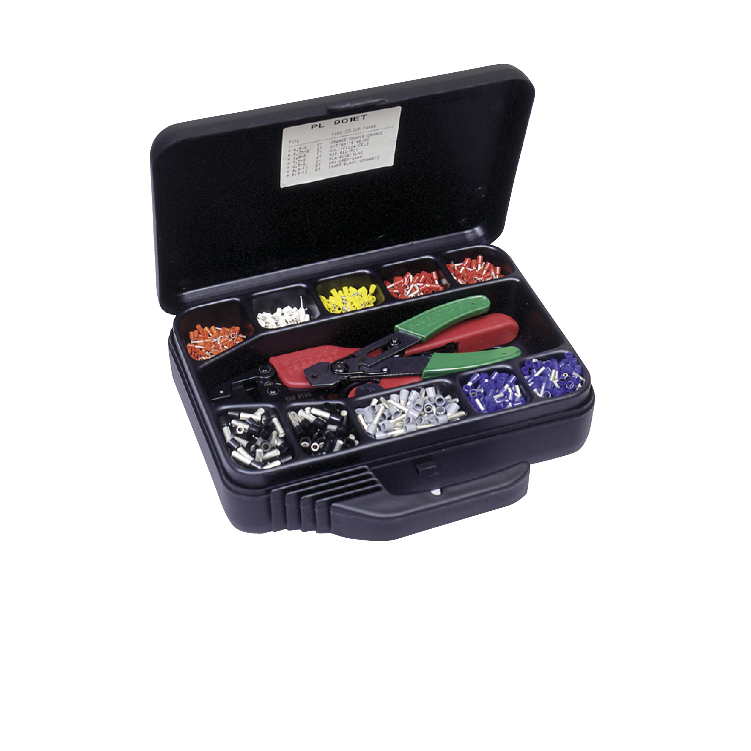 Elpress Assortment Box PL900ET