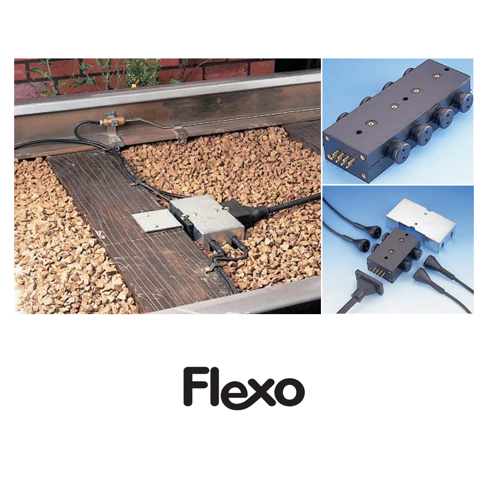 Prysmian BICON Flexo Rail Products & Modular Power Systems Introduction - Points Heating System