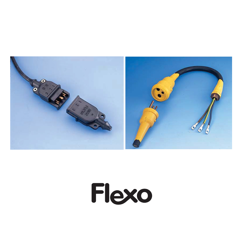 Prysmian Flexo Vehicle Couplers & Battery Charging Leads