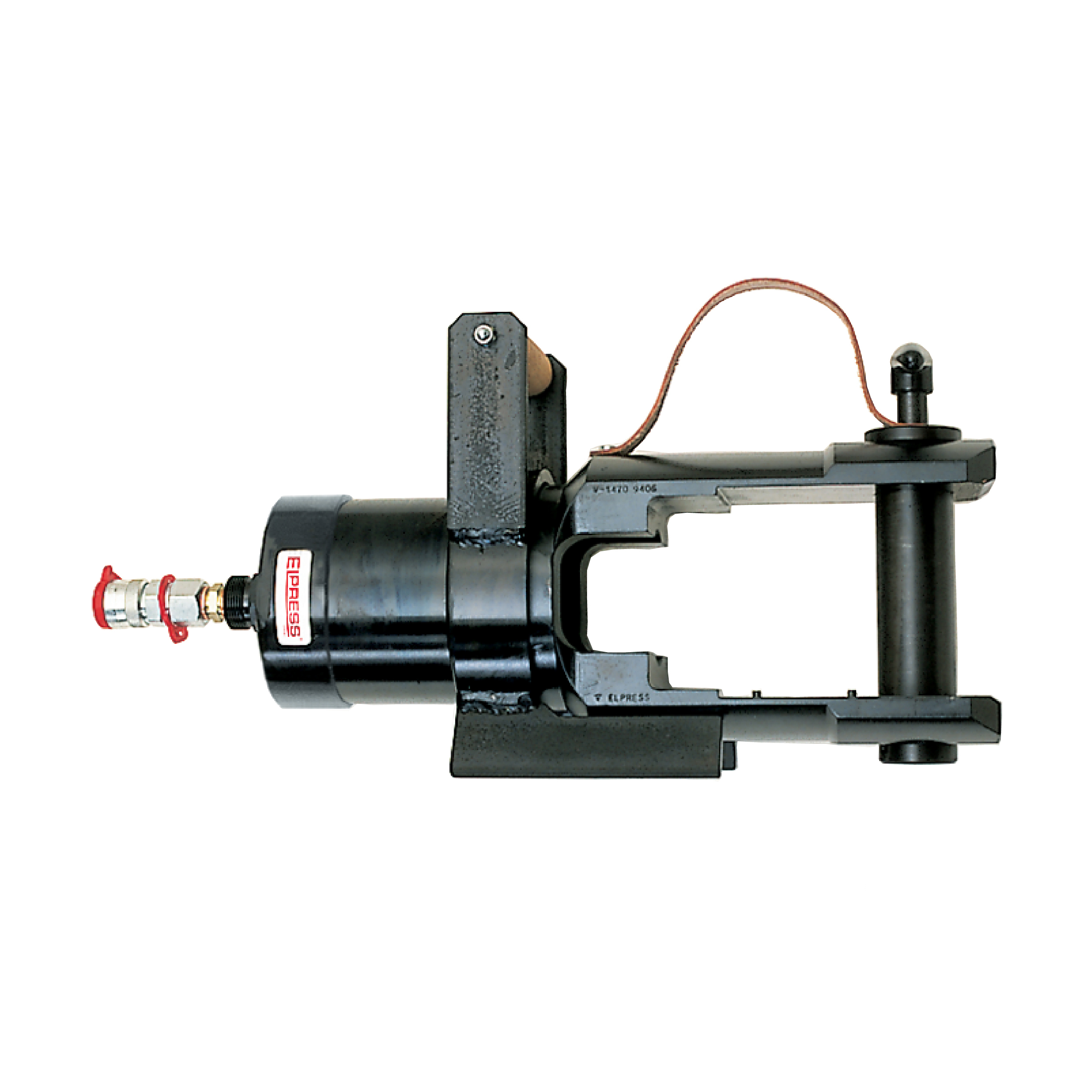 Elpress Crimp Tool V1470 Head for Cu Terminals and Connectors (Range 500-1000mm²), Al Terminals and Connectors (Range 800-1200mm²) and C-sleeves (185-300mm²)