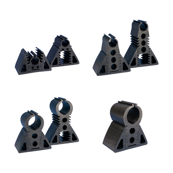 NVENT CADDY PYRAMID EZ RUBBER-BASED ADJUSTABLE SUPPORT