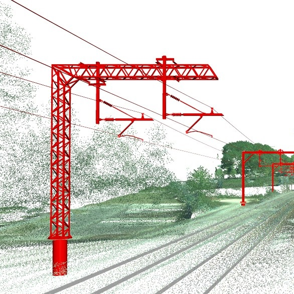 Prysmian BICON Overhead Line Electrification (OHL)