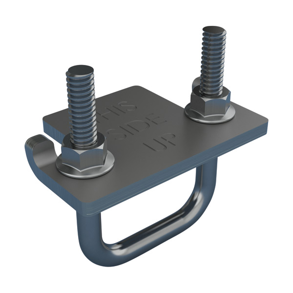 nVent CADDY Pyramid Equipment Support Clamp