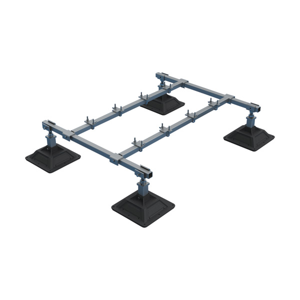 nVent CADDY Pyramid Equipment Support Kit (4 Post Base)