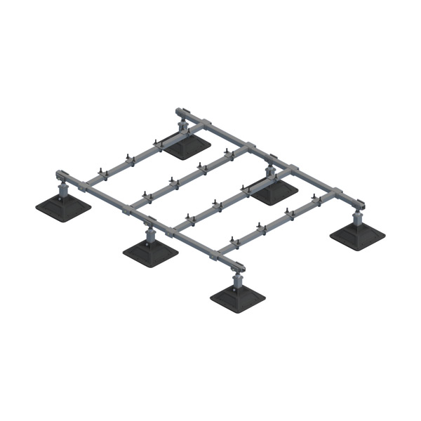 Pyramid Equipment Support Kit (6 Post Base)