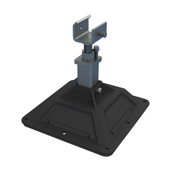 nVent CADDY Pyramid Equipment Support Post Base