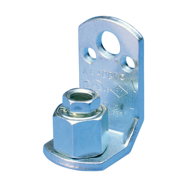 nVent Caddy Rod Lock L-Bracket (CRLLM8EG, CRLLM10EG – 390012)