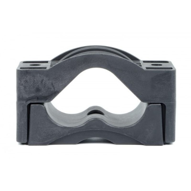 Dutchclamp Triple 51-69 Trefoil Cable Cleats