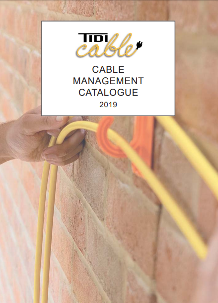 Tidi-Cable Cable Management Catalogue 2019