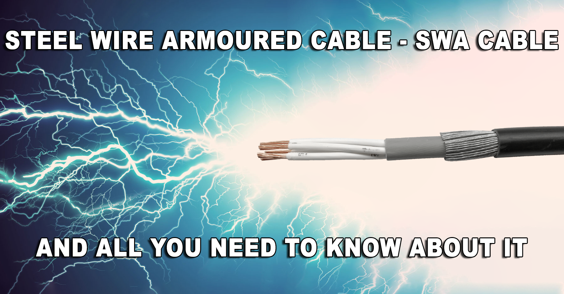 Steel Wire Armoured Cable: All you need to know- SWA Stripping Tool