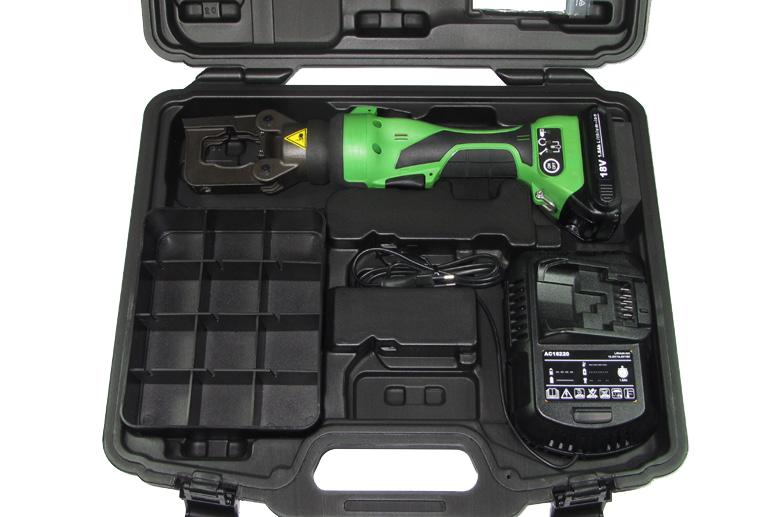 Elpress PVL550 Hydraulic Battery Crimping Tool (6-300 mm²) PVL550ST 2997 701 300