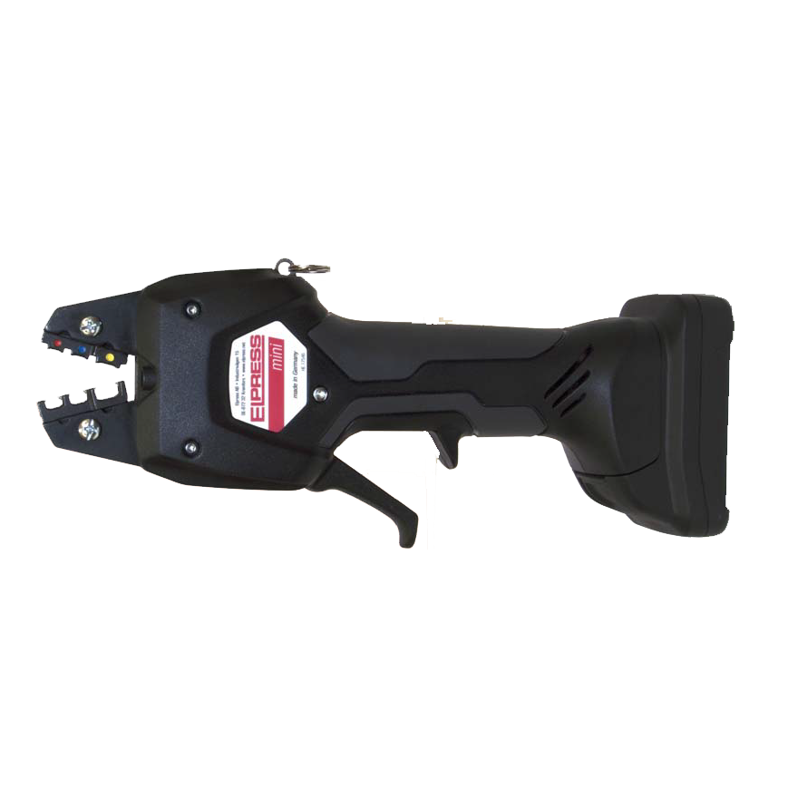 Elpress Mini PVL130S Battery Crimping Tool (0.14-50mm²)