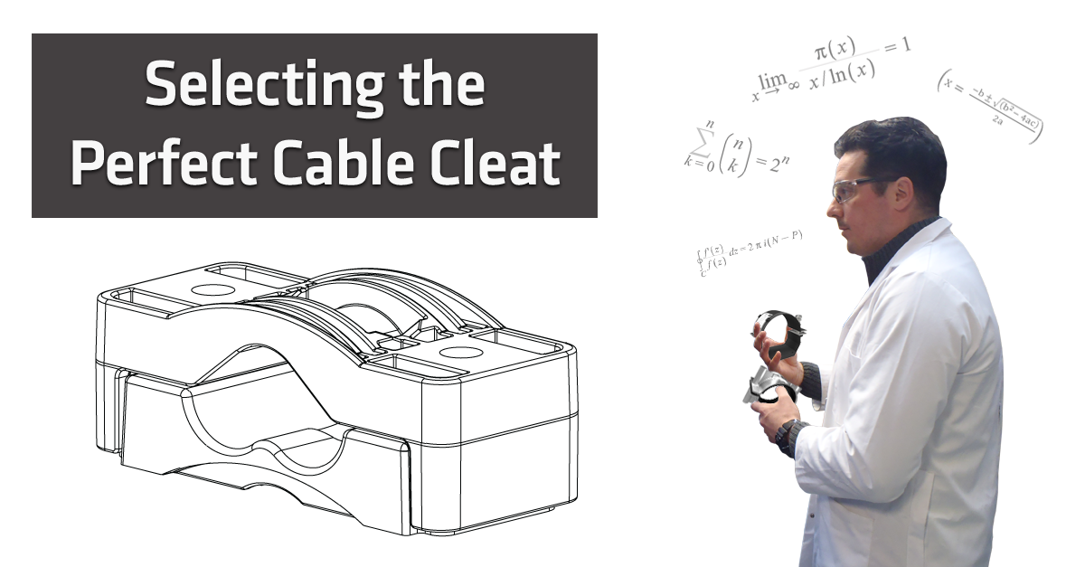 Selecting the Perfect Cable Cleat