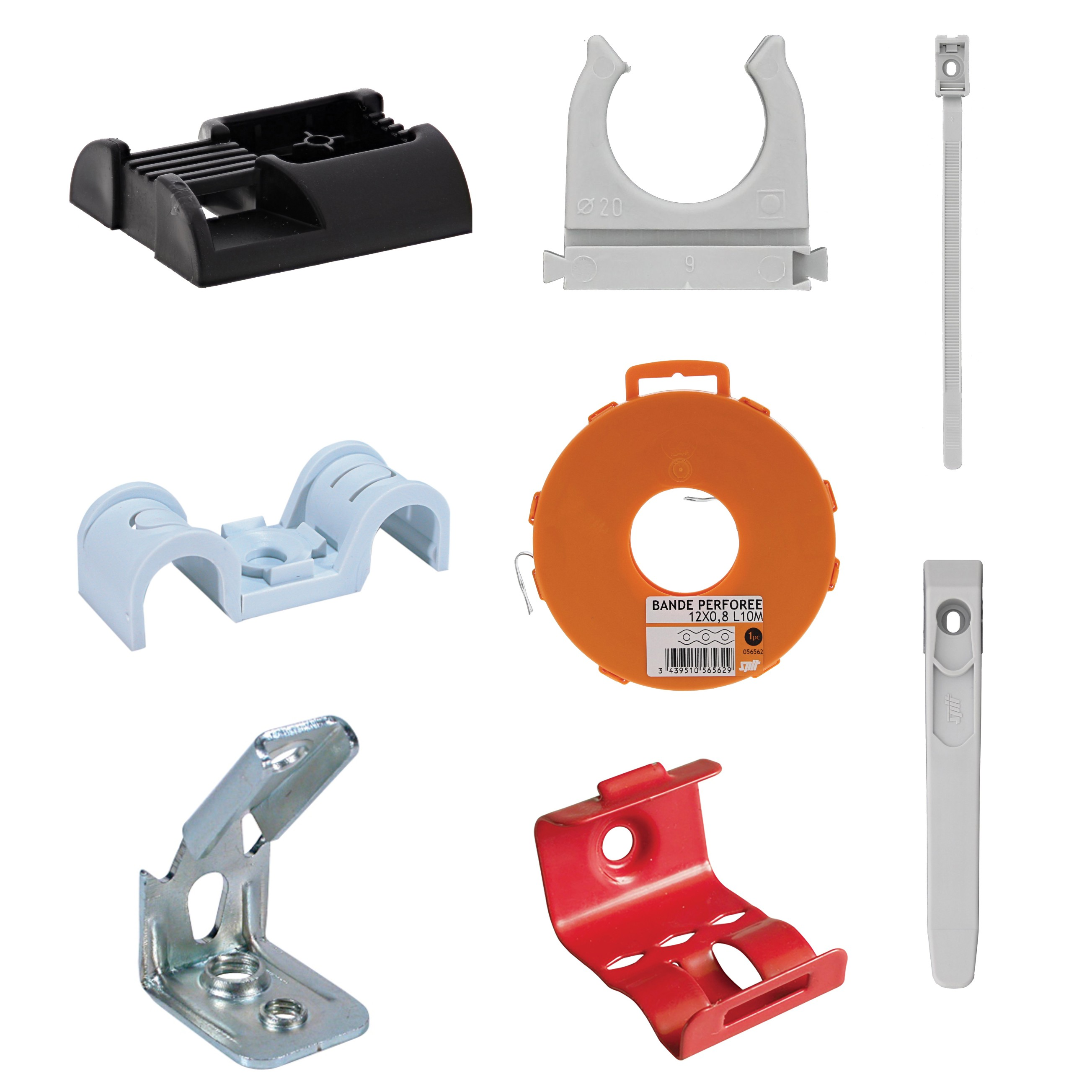 ITW Spit Pulsa Consumables - Clips & Fixings (011203, 011430, 567206, 565508)