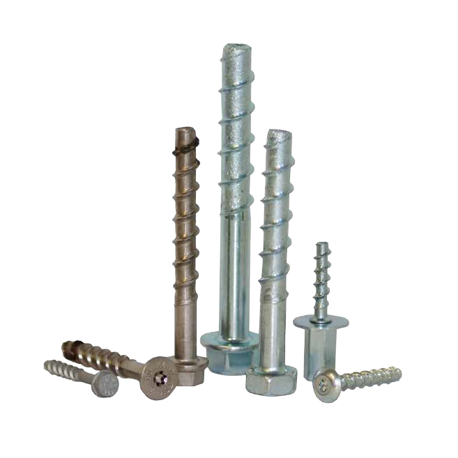 Spit TAPCON Concrete Screws