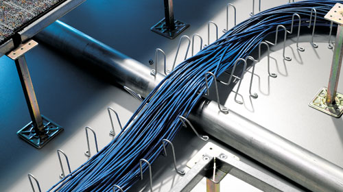 Snake Cable Tray Manufacturer Distributor UK catalogue