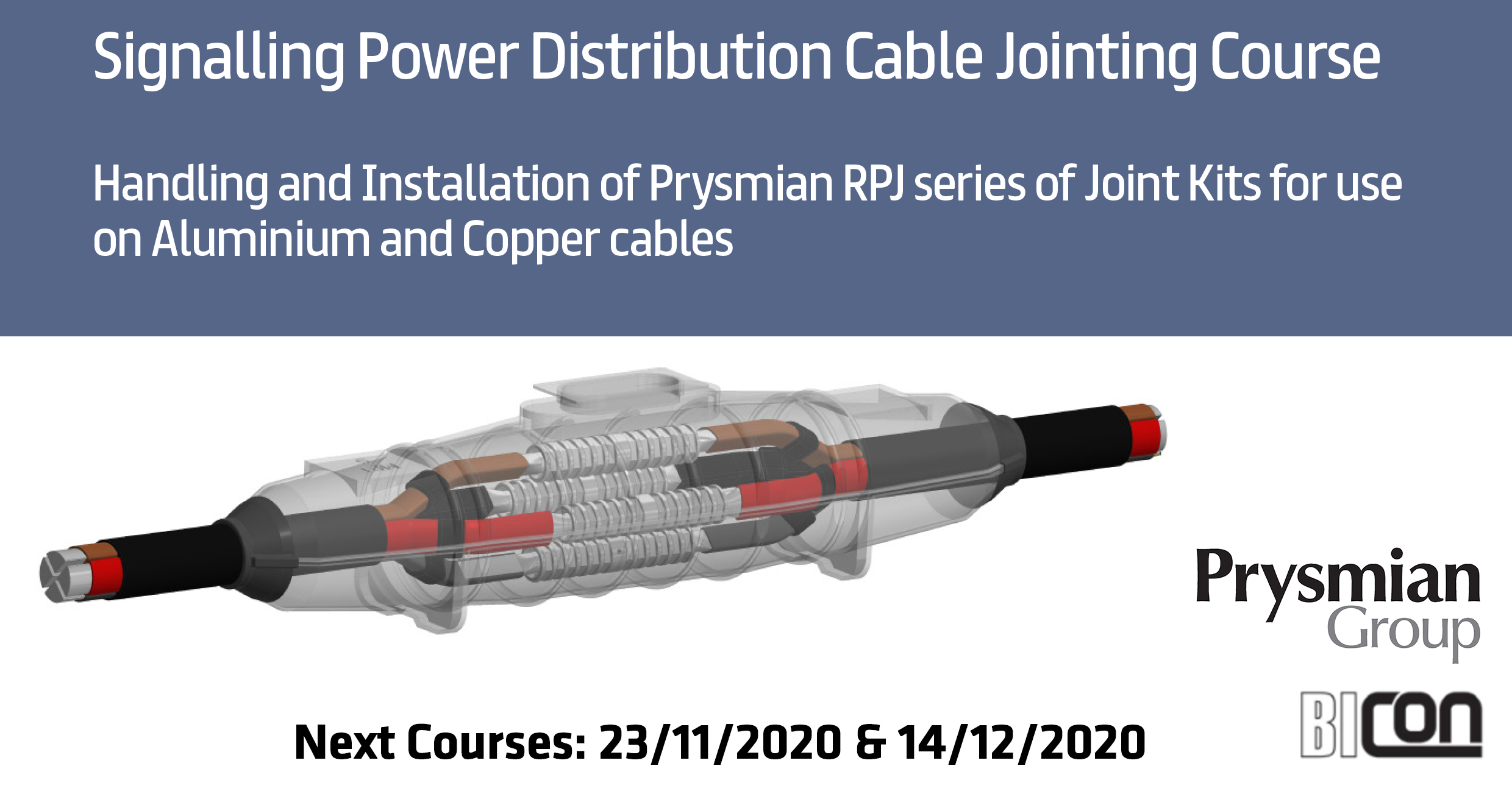 Signalling Power Distribution Cable Jointing Course Linkedin