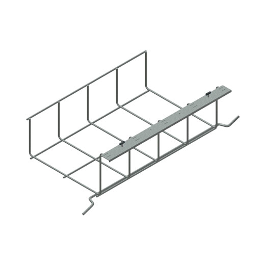 Snake Canyon Cantilever 301 Series - Cable Tray & Accessories (CM 301-2-CL-X, CM 301-4-CL-X, CM 301-6-CL-X, CM 301-8-CL-X, CM 301-12-CL-X)