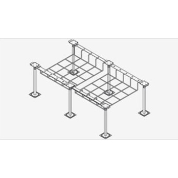 Snake Canyon Latch-Loc 301 Series - Cable Tray & Accessories (CM 301-2-A45, CM 301-6-A45, CM 301-4-A46)