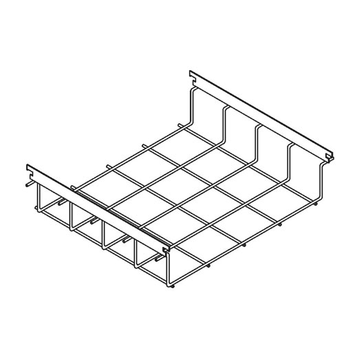 Snake Canyon Click-In 301 Series - Cable Tray & Accessories (CM 301-2-A41, CM 301-4-A41, CM 301-6-A41, CM 301-8-A41, CM 301-12-A41)