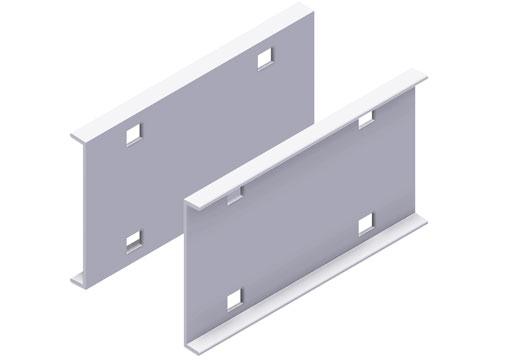 In-Line Locking Splice Plates