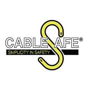 CableSafe are a family owned leading manufacturer and distributor of heavy duty cable management products. Engineering company specialised in Cable Safety, Confined Space Safety and Dropped Object Prevention. Logo