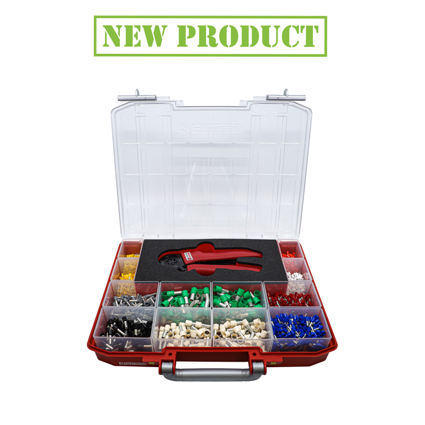 Elpress RPL1800 Assotment Box (RPL1800-PEB0116H, RPL1800-PEB0116S)