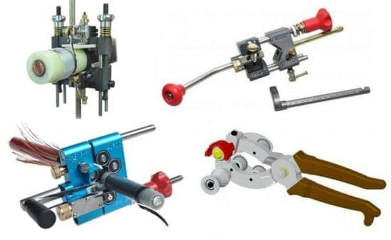 alroc cable jointing tools
