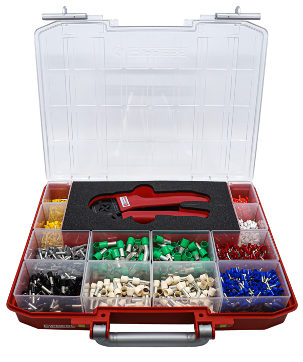 Elpress Assortment Tool Box RPL1800-PEB0116H
