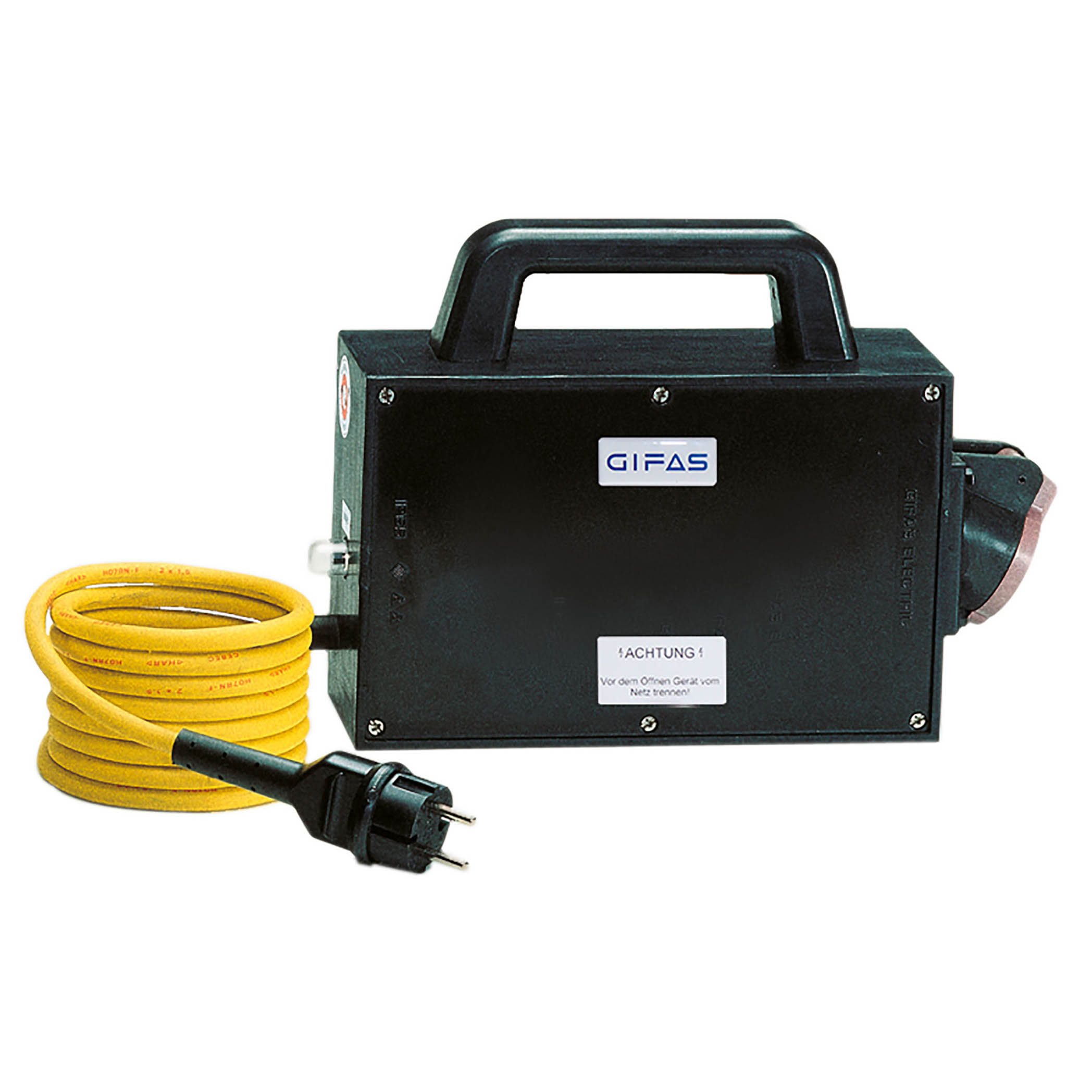 GIFAS Solid Rubber Mobile Safety Transformer Type 2516 - 301485, 208768