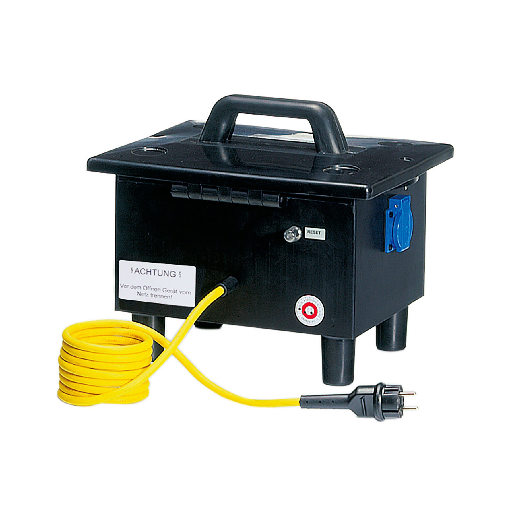 Mobile Isolation Transformers