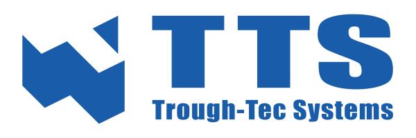 Trough-Tec Systems - TTS Rails Logo